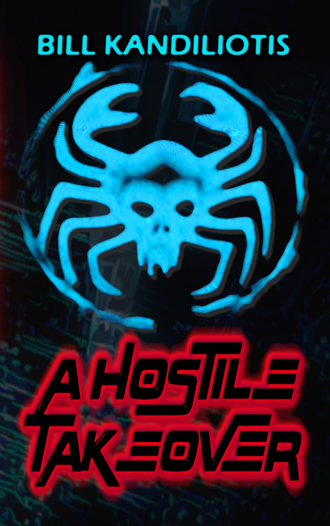 Book Cover: A Hostile Takeover
